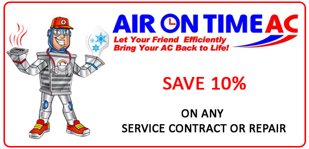 Save 10% On Any Service Contract of Repair