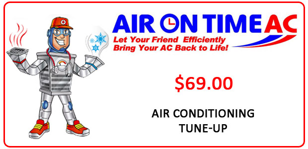 $69 Air Conditioning Tune-Up